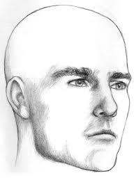 carpe cranium design pencil drawing