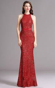 red formal dresses red colored evening prom dress dorris