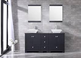 solid wood bathroom vanity ebay
