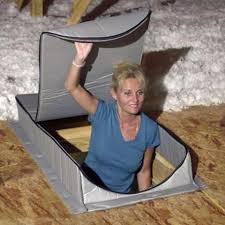 attic tent insulation to block heat u0026 air flow u2022 radiantguard