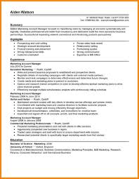 Account Management Resume 12 Account Manager Resume Technician Resume