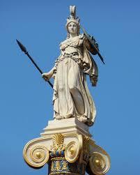 greek gods statues athena minerva greek goddess of wisdom and war greek gods and