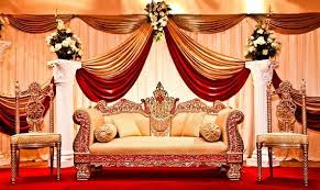 Wedding Backdrop Gold 4 Indian Wedding Themes Every South Asian Bride Ought To Know