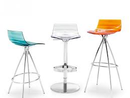 bar stools clear acrylic bar stool new decor incredible