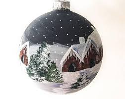 church ornaments etsy