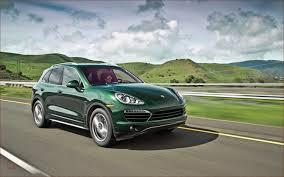 New Porsche Cayenne - new porsche cayenne diesel vs gas u2013 super car