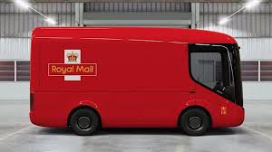 royal mail u0027s new ev delivery trucks are kind of adorable