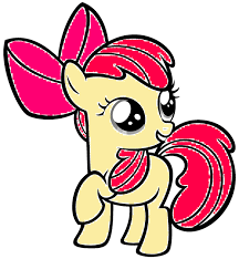 coloring pages of my little pony free images at clker com