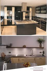 kitchen island worktops 66 best our stainless steel kitchens images on pinterest
