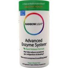 rainbow light advanced enzyme system rainbow light advanced enzyme system on sale at allstarhealth com