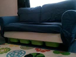 Ektorp Sleeper Sofa Ektorp Storage Using Trofast Ikea Hackers For Ektorp Sleeper Sofa
