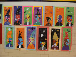 2nd Grade Halloween Crafts by Picasso Lesson Plans For Elementary 2nd Grade