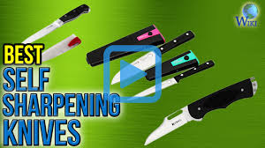 top 7 self sharpening knives of 2017 video review