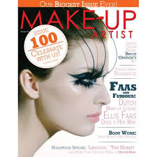 magazines for makeup artists artist magazine issue 100