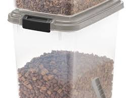 Decorative Dog Food Storage Containers 44 Cat Food Storage Containers Best 25 Dog Food Containers Ideas