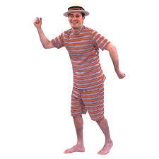 swimsuit halloween costumes men u0027s bathing suit mens 20s costume