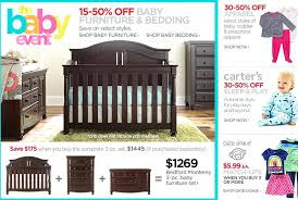 Jcpenney Nursery Furniture Sets Jcpenney Baby Furniture Event Sale Up To Furniture Bedding