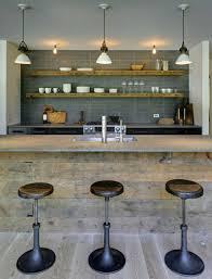 bar de cuisine moderne comment adopter le tabouret de bar dans l intérieur moderne basements