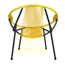 mesh lounge chair metal blu dot exceptional yellow patio