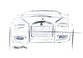 cartoon rolls royce rolls royce ghost car body design