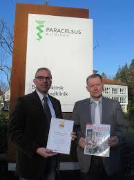 Paracelsus Klinik Bad Gandersheim Paracelsus Kliniken Paracelsus Rehakliniken Ausgezeichnet