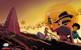 cleopatra in space official site for the comic by mike maihack