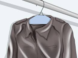How To Clean A Clothes Dryer 3 Ways To Clean A Leather Jacket Wikihow