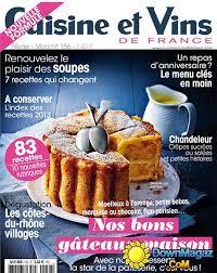 cuisine et vin recette cuisine et vins de février mars 2014 no 156
