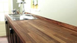 plan de travail bois cuisine plan de travail cuisine bois plan de travail bois sur mesure pas