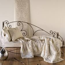 messina iron daybed in choice of finish and luxury kid furnishings