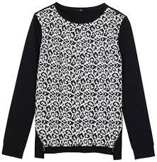 ballerific fashion beyoncé u0027s nyc tibi leopard knit easy