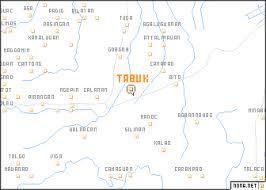 tabuk map tabuk philippines map nona net