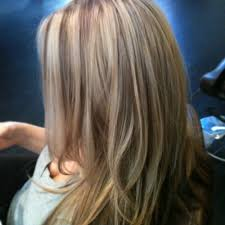 high and low highlights for hair pictures hair color ideas platinum blonde with brown lowlights women