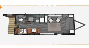 Tiny House Plans For A Gooseneck Trailer Homes Zone Tiny House Plans For A Gooseneck Trailer