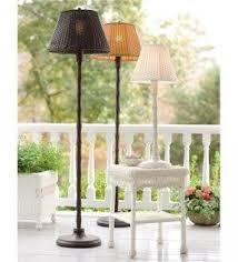 Wicker Table Lamp Wicker Floor Lamp Foter