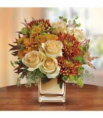 fall flower arrangements fall fashion arrangement vase in fairfield ct blossoms at