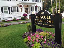 driscoll funeral home cremation services serving all of