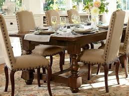 pottery barn dining room tables provisionsdining com