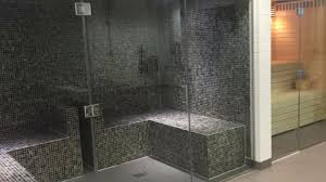 sauna steam room for home designs youtube