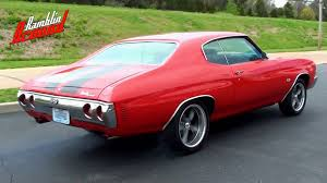 1970 chevelle tail lights wicked sounding 1971 chevelle 406 roller cam chevy v8 youtube