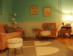 9 best 50s living room images on pinterest 1950s interior