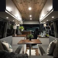 Camper Van Interior Lights Best 25 Vw Crafter Ideas On Pinterest Camper Van Van Life And