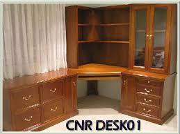 Small Corner Desk Au Tasmanian Oak Timber Corner Desk Cnrde01golden Wood Furniture
