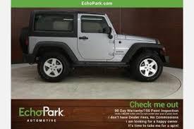 2013 jeep wrangler mileage used jeep wrangler for sale in denver co edmunds