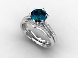 london blue topaz engagement ring topaz wedding ring engagement ring set london blue topaz diamond