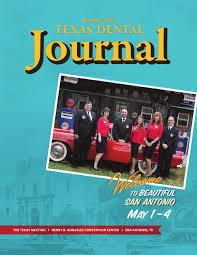 september 2014 texas dental journal by texas dental association