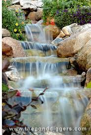 Waterfall Backyard Pondless Waterfalls U2013 The Pond Digger