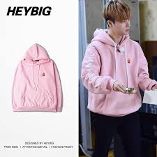 jin u0027s pink french fry hoodie on the hunt