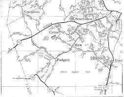 Nc Counties Map Duplin County Maps