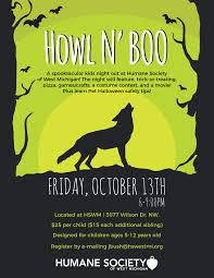 Halloween Usa Michigan Howl N U0027 Boo Kids Night Out